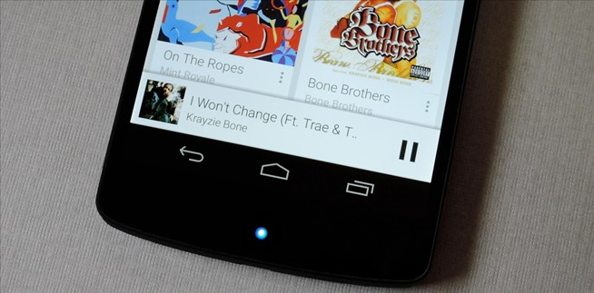 How to Make Your Nexus 5's LED Notification Light Dance to the Music