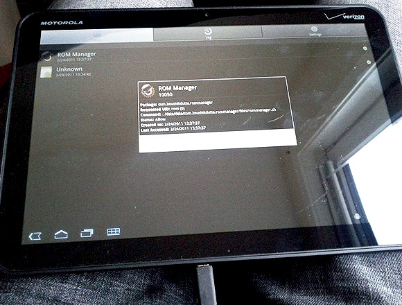 How to Hack the Motorola XOOM Android Tablet (Rooting Guide)