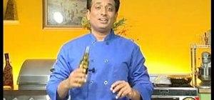 Make Bengali eggplant fry