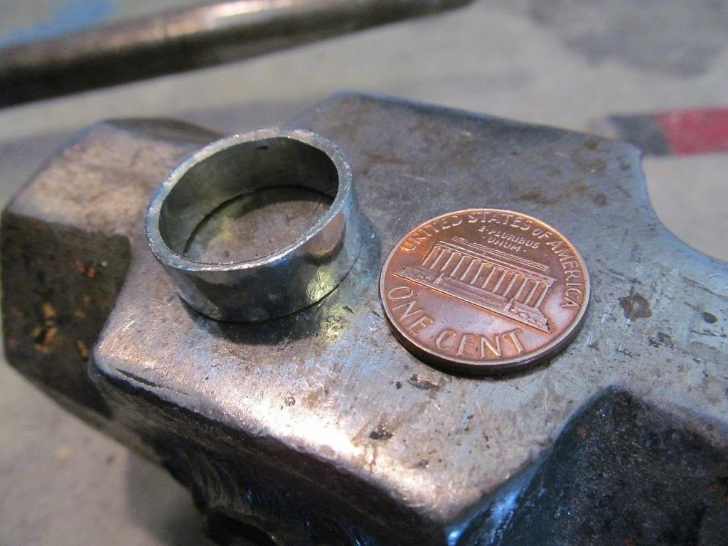 How to Smelt Your Loose Change into Well-Fitting Penny Rings