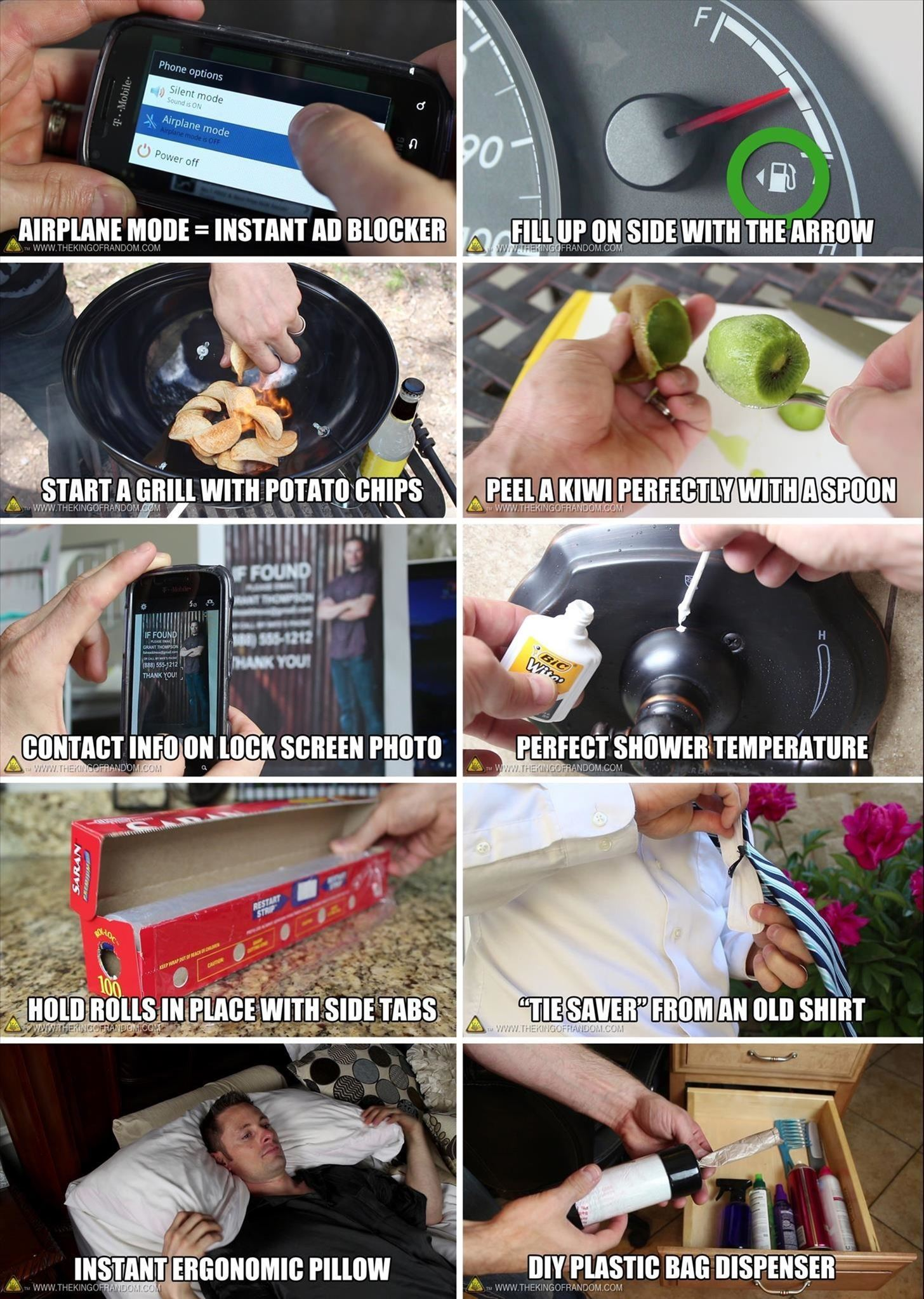 10 Life Hacks That'll Make Your Life Easier & Stress-Free