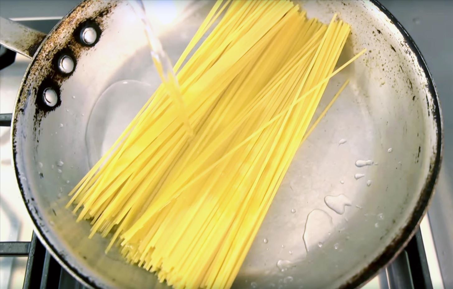 How to Boil Pasta in Half the Time