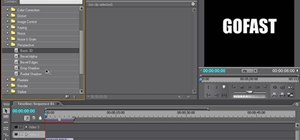 Create 3D moving titles using Adobe Premiere Pro