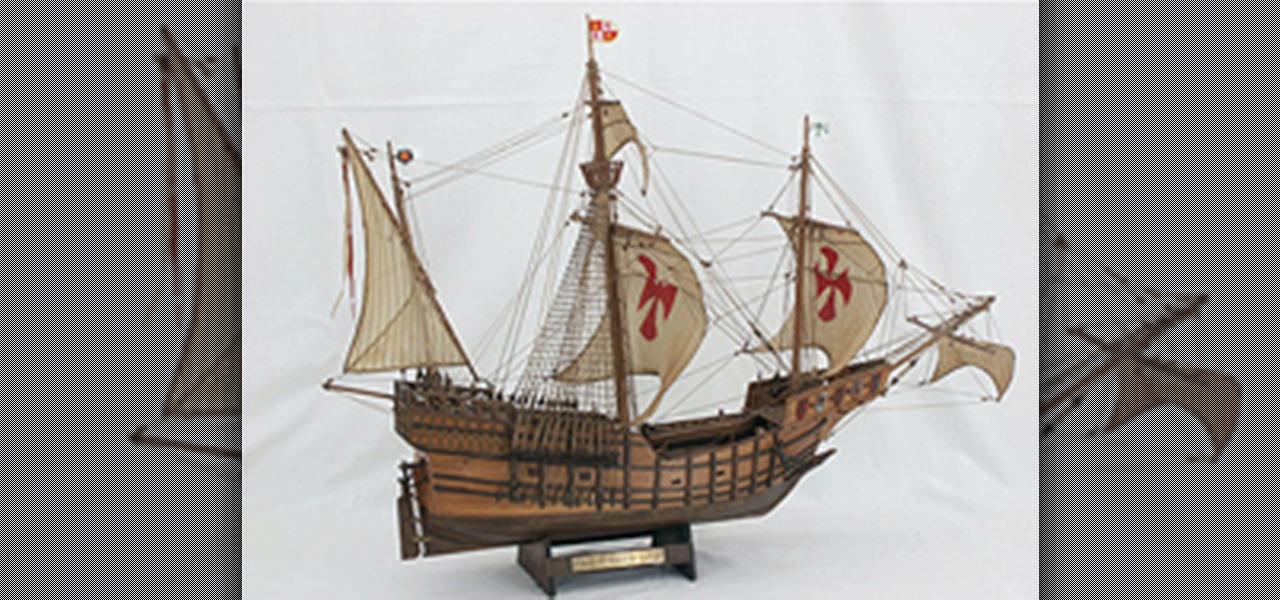 How to Recreate Models of Christopher Columbus's Sailing Ships ...