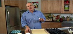 Make parmesan cream crackers with Mark Bittman