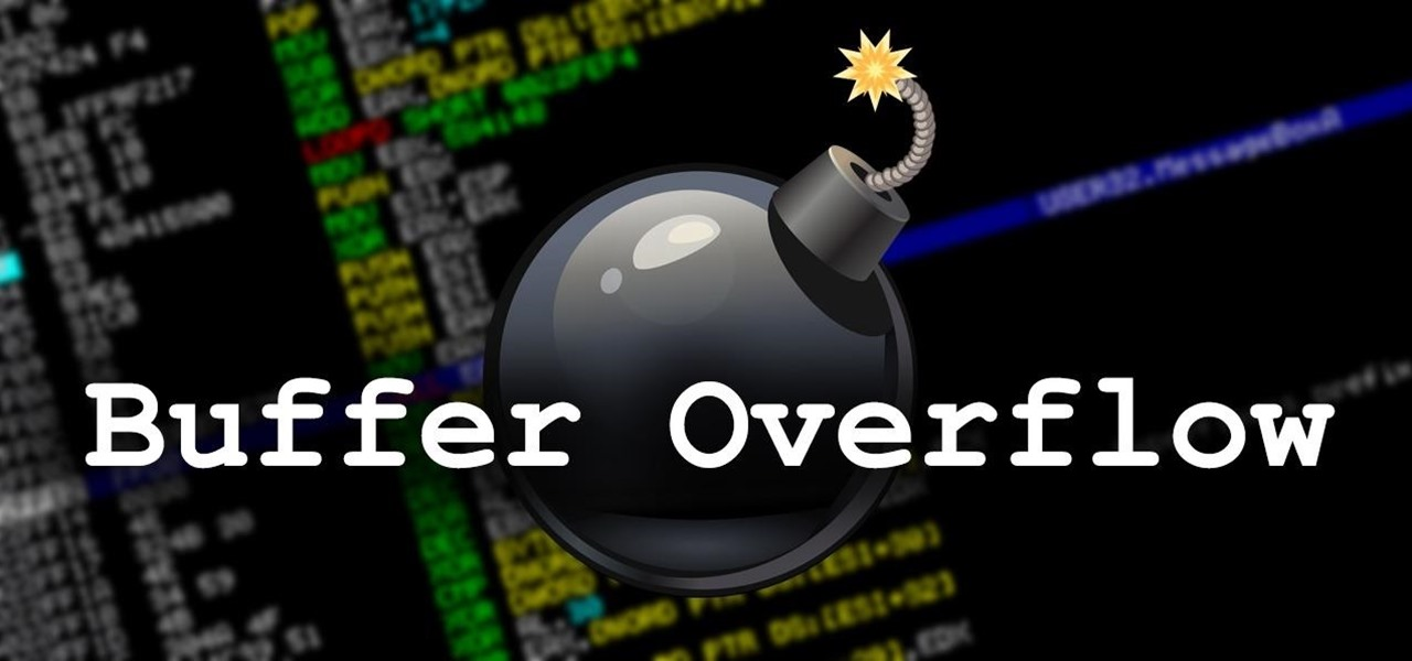 How to Build Your Own Exploits, Part 1 (Introduction to Buffer Overflows)