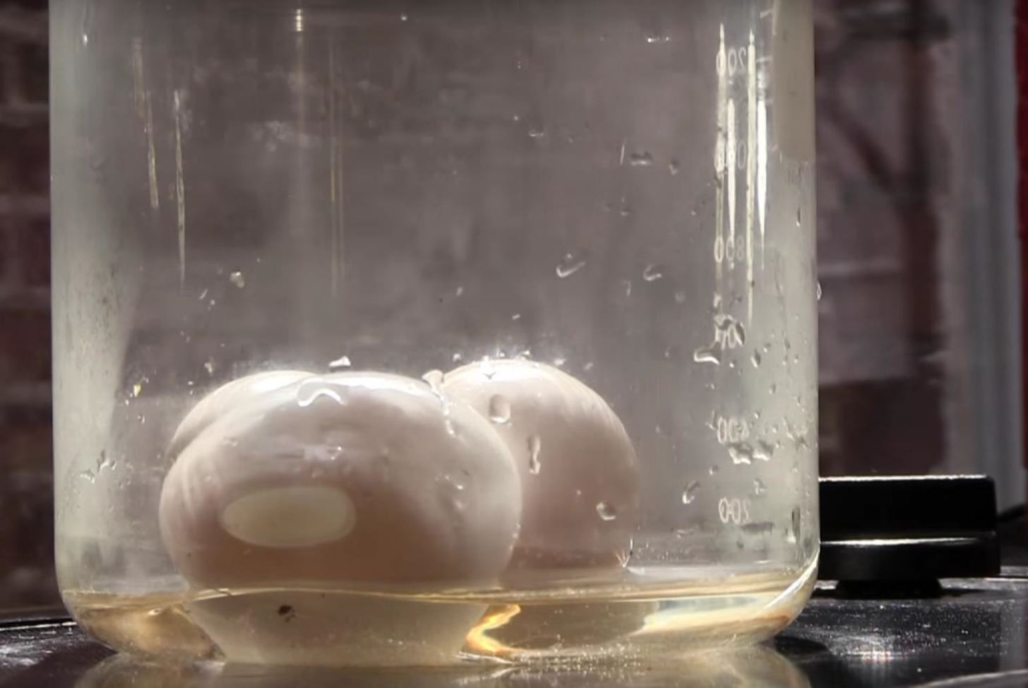 How to Make Eggs That Slide Right Out of Their Shells
