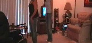 """Do a line dance to """"Redneck Girl"""" by Bellamy Brothers"""
