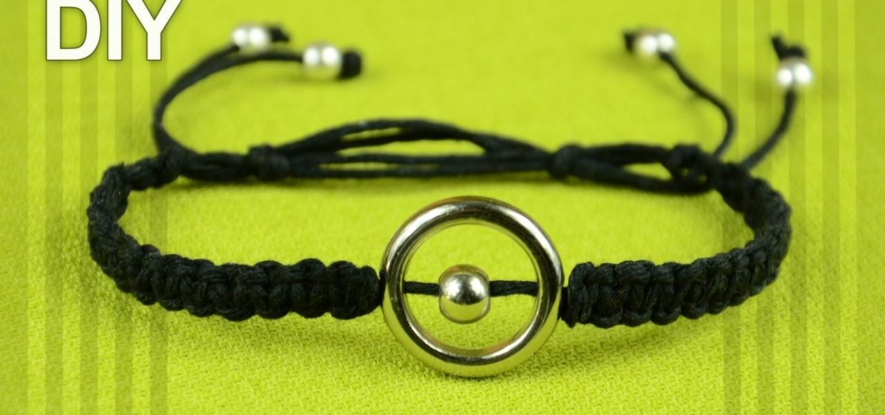 Ring Bracelet + Easy Clasp - Tutorial