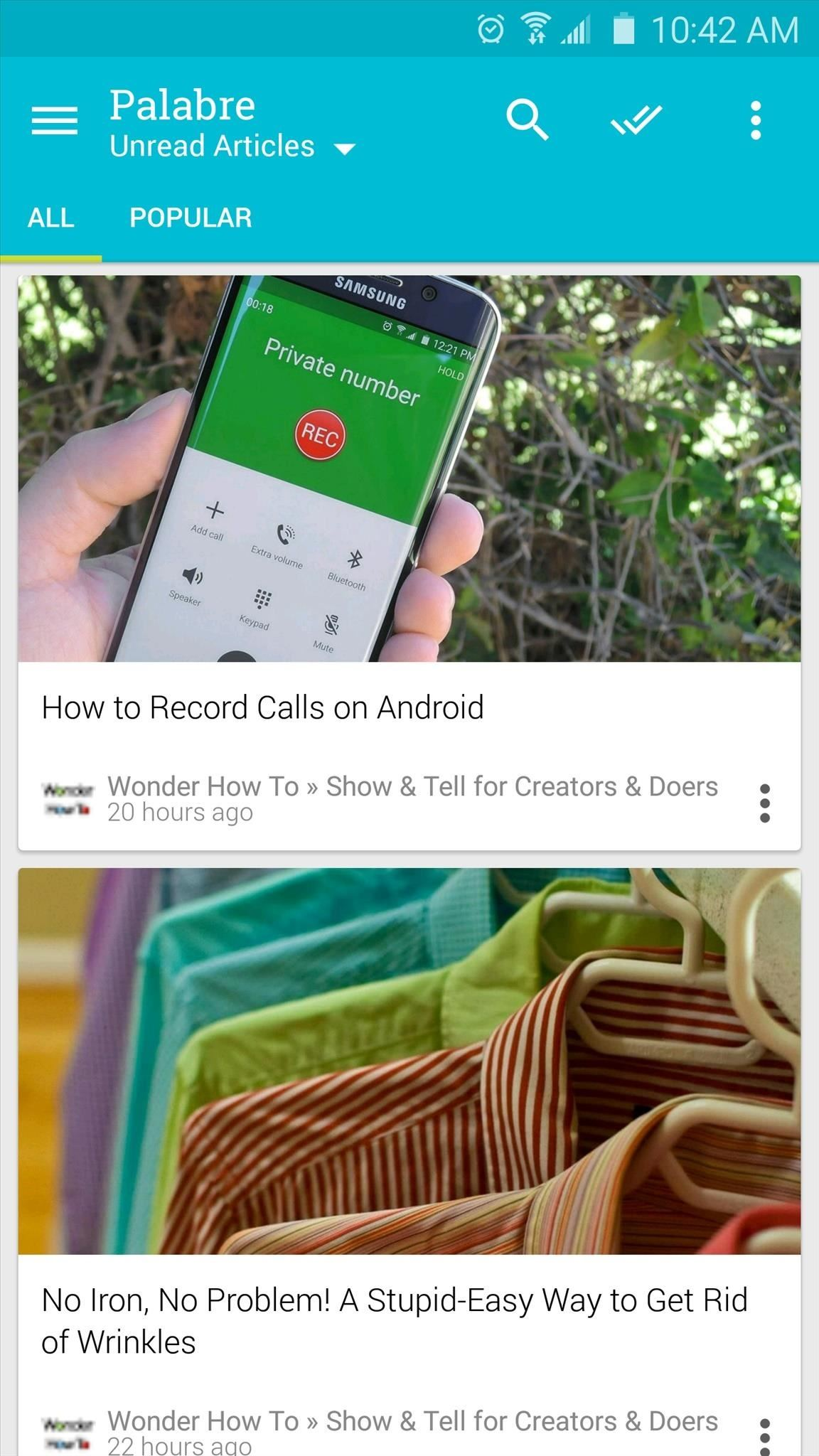34 Beautiful Material Design Apps to Replace Your Old, Ugly Ones