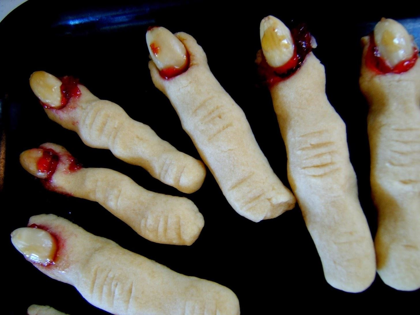 Halloween Food Hacks: Easy Spooktacular Hors D'Oeuvres ...