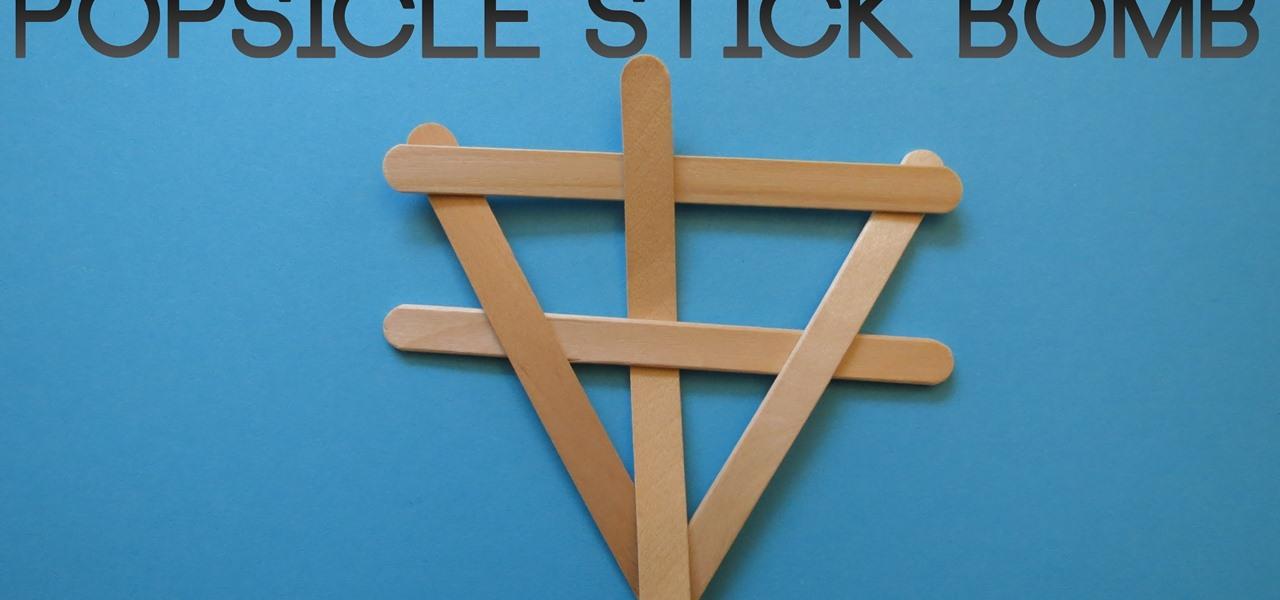 Popsicle Stick Catapult Car Interior Design