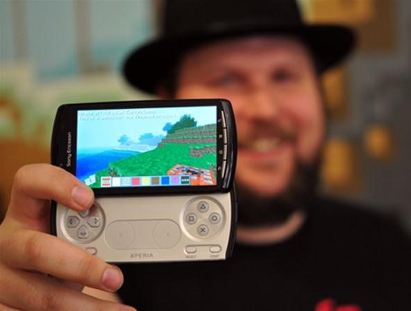Minecraft: Pocket Edition App Now Available in the Android Market