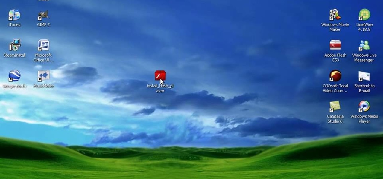 free  adobe flash player 10.2 for windows xp