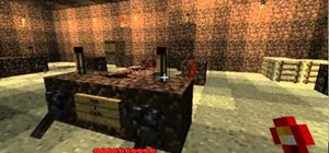 Use red stone to create logic gates in Minecraft