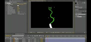 Animate growing vines in After Effects CS5
