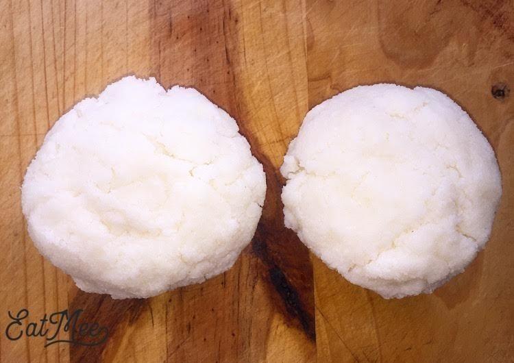 Hard Porridge Recipe (Kali / Sangiti) - EatMee Recipes