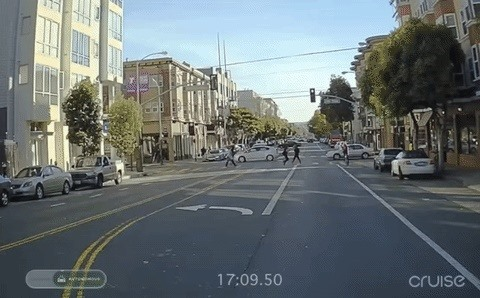 Video Breakdown: GM's Unicorn, Cruise, Shows Off Level 4 Skills in SF—Passing Uber & (Maybe) Waymo