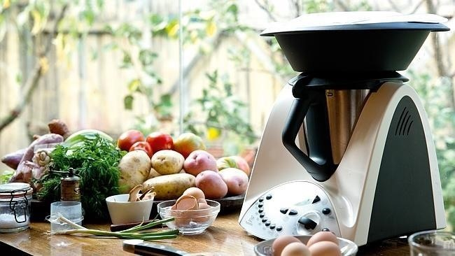 Food Tool Friday: Thermomix, a Mind-Blowing 12-in-1 Kitchen Appliance