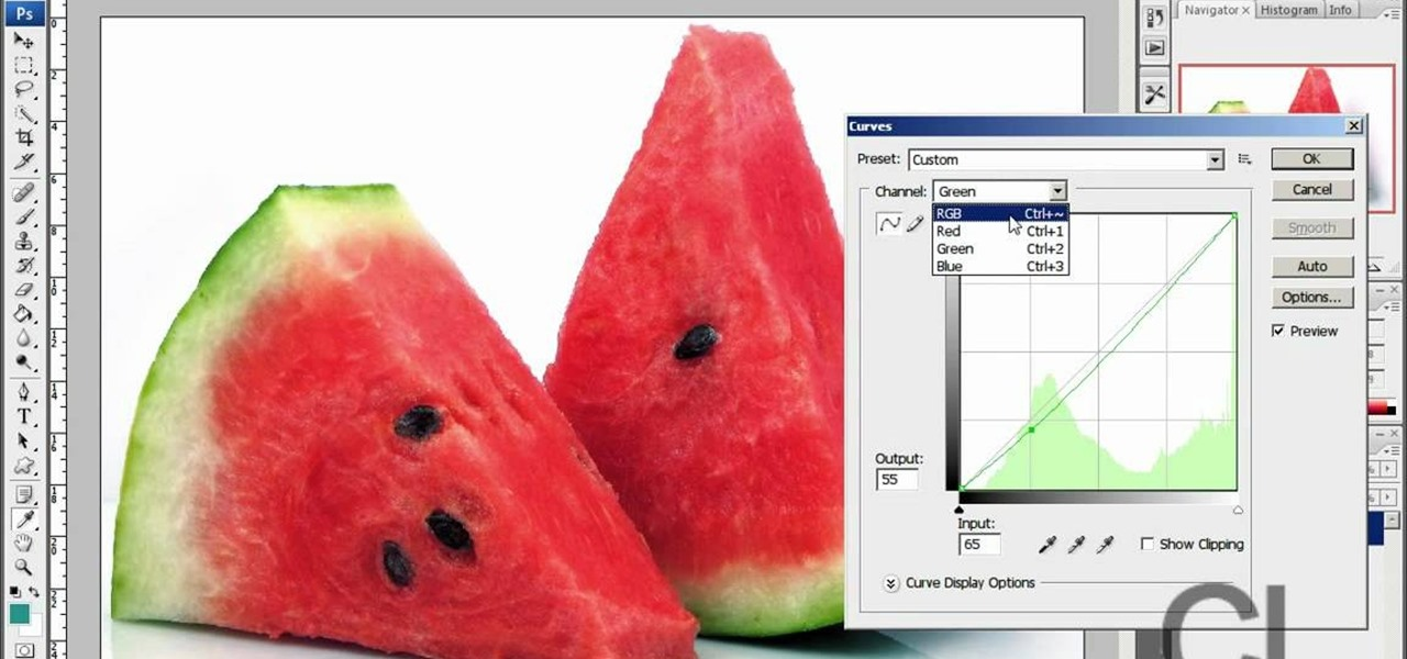 how to make a colour dull photoshop