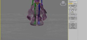 Vertex rig a WoW character in 3DS MAX