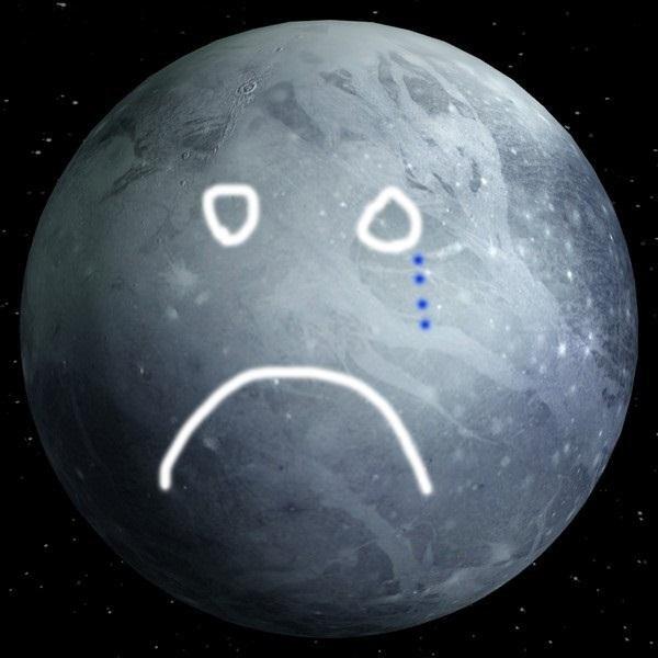 pluto planet size - photo #30