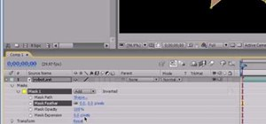 Edit mask properties in Adobe After Effects
