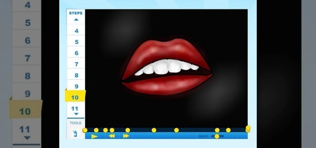 Draw a Lip