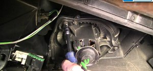 Replace the blower fan motor in a 1998-2004 Dodge Intrepid