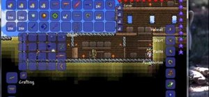 Duplicate Terraria items for yourself or your friends