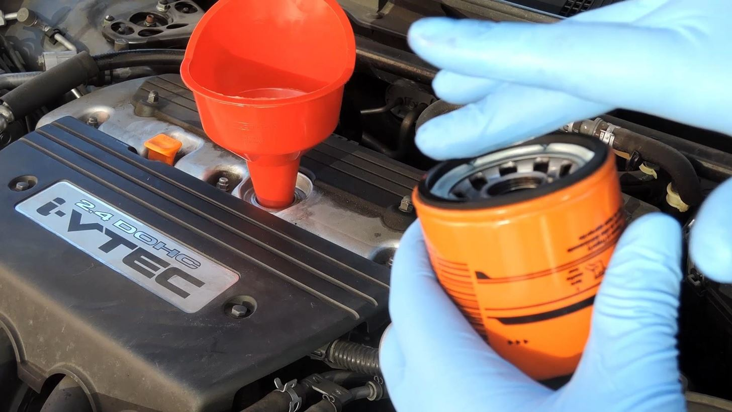 How to Change Your Own Oil — A Beginner's Guide