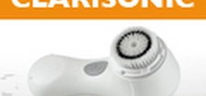 Use a Clarisonic Mia brush for beginners
