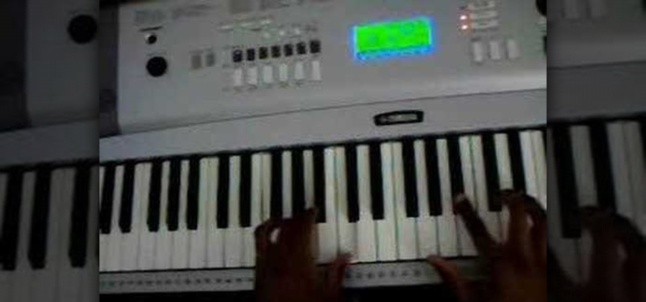 how to play take on me on keyboard