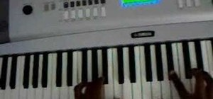 "Play ""Let Me Love You"" by Mario on piano"
