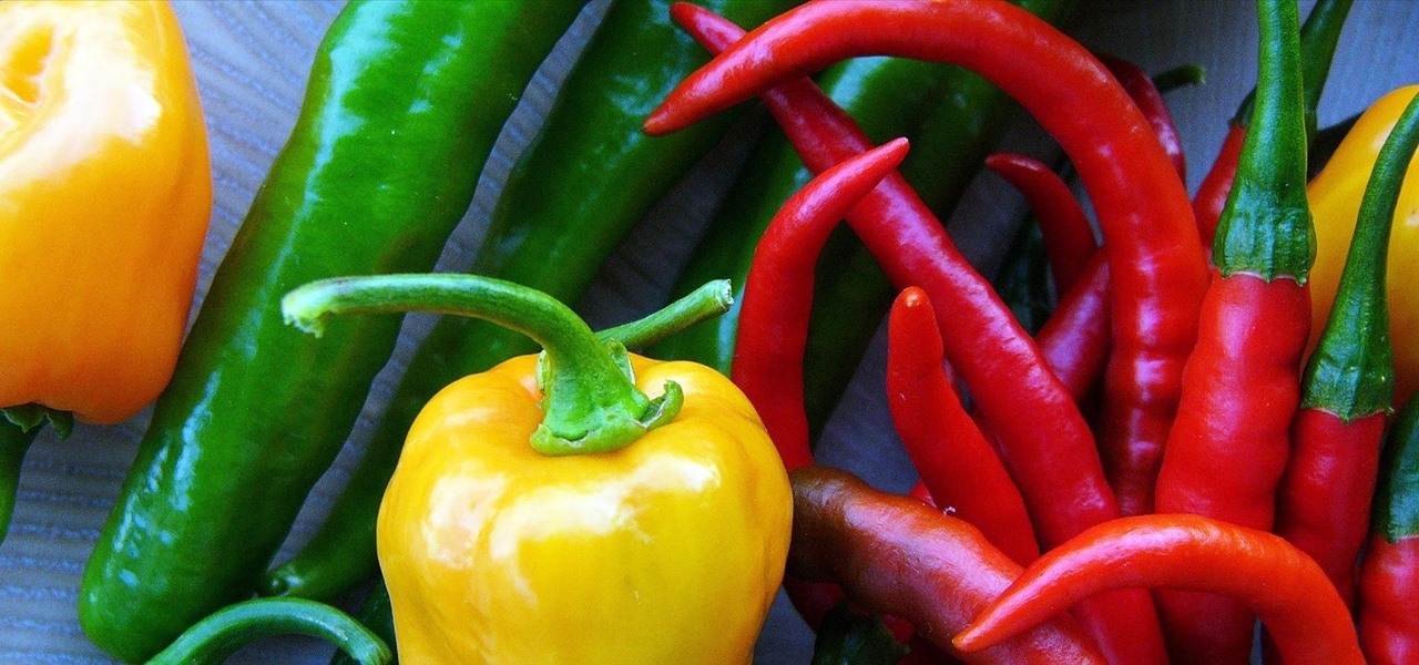 The Know-It-All Guide to Peppers