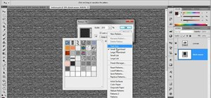 Create canvas textures and use the bristle brushes in Adobe Photoshop CS5