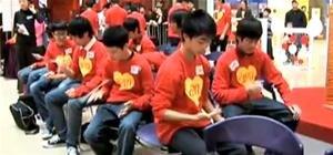 Hong Kong Kids Kick Ass At Pen Spinning