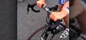 Determine good handlebar positions on a bicycle