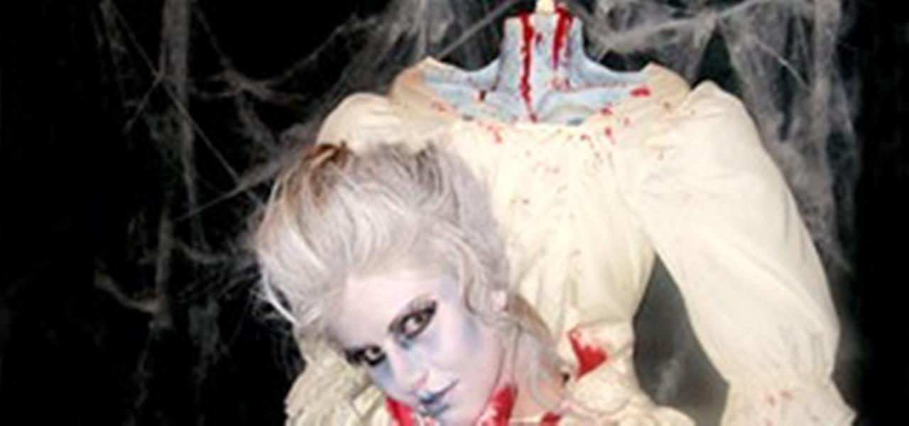 Kids Headless Halloween Costume