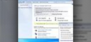 Turn on the ease-of-access keyboard in Windows 7