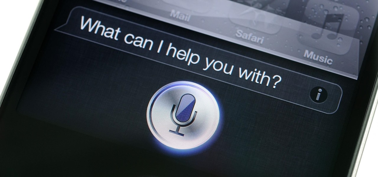 A Siri 'Feature' Makes Personal Information Accessible from a Locked iPhone