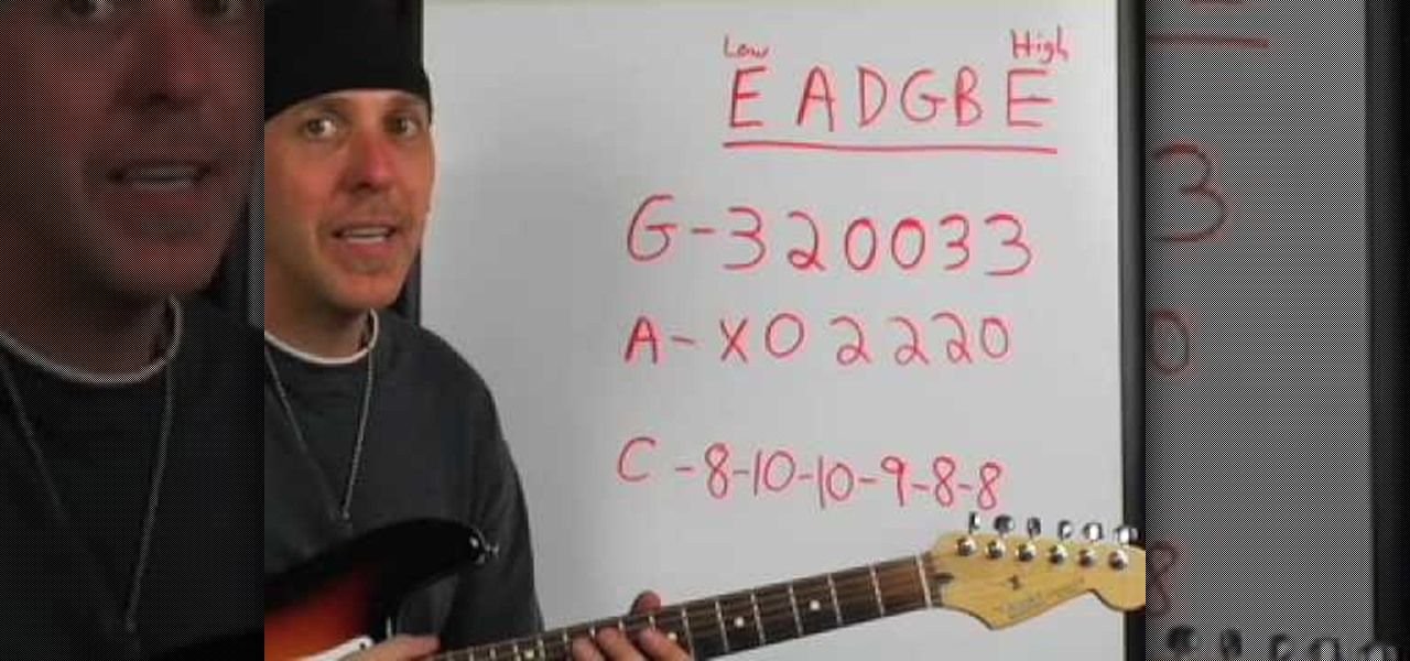 How to Read and play chord lines on guitar « Acoustic Guitar ...