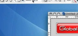 Create a shiny button in Photoshop