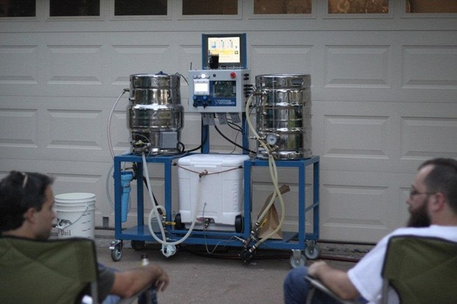 This May Be The Most Meticulous Home Brewing System Ever Built