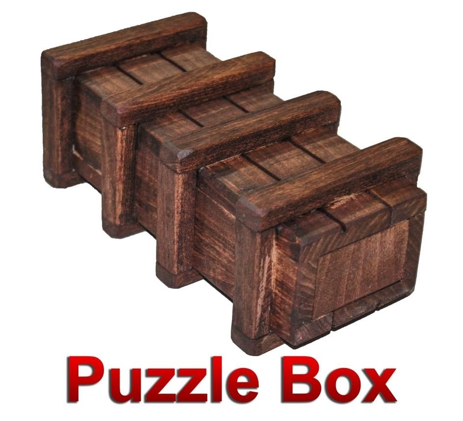 How to Build a Puzzle Box