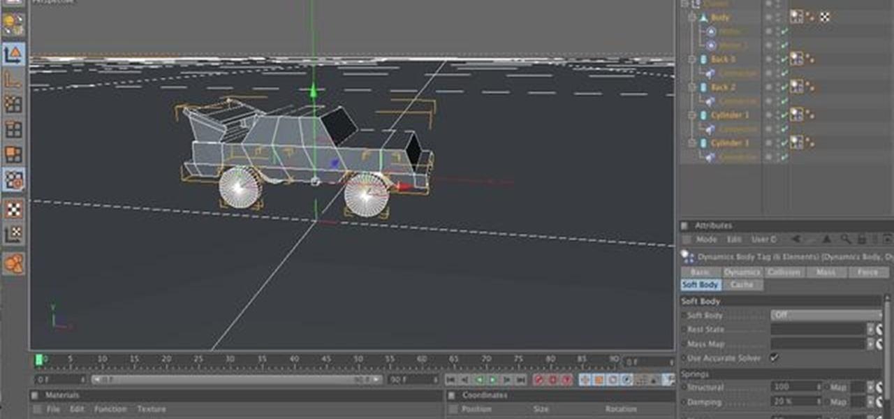 Modeling a car using blueprints in cinema 4d simpsons episode 2405 blueprint in cinema 4d 3d applications pixel2life forum 3ds max car modeling tutorial malvernweather Images