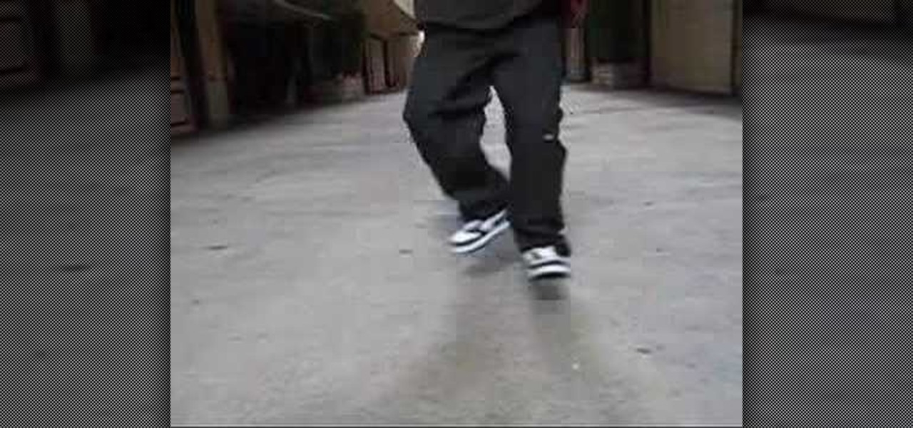 How To Dance Basic C Walk Moves And Glides Hip Hop Wonderhowto