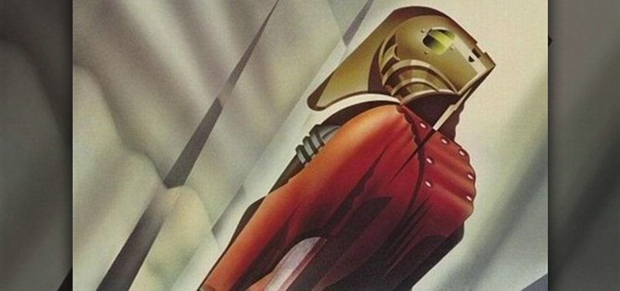 Rocketeer Reboot in the Works
