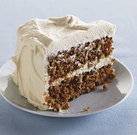 RECIPE: My Favorite Carrot Cake