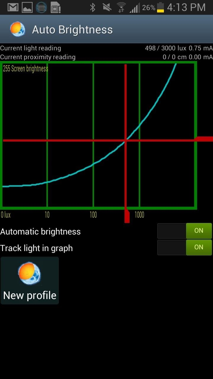 How to Really Auto Adjust the Brightness of Your Samsung Galaxy Note 2's Screen